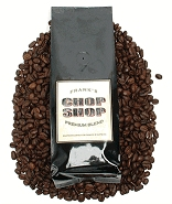 Frank's Chop Shop coffee bag image