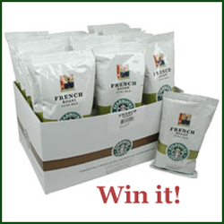 Starbucks Coffee Sweepstakes