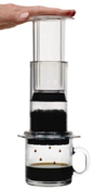 AeroPress Coffee and Espresso Maker Review image