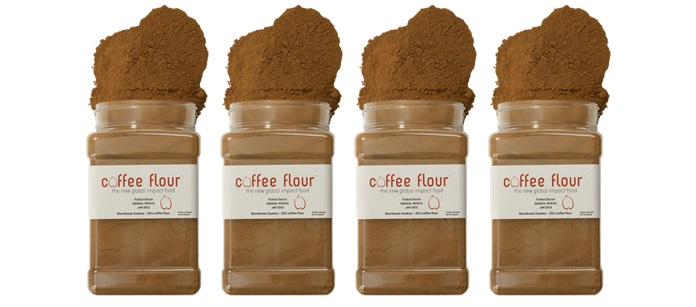 Coffee Flour Anyone?
