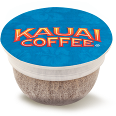 Kauai Coffee's Innovative New K-CUP