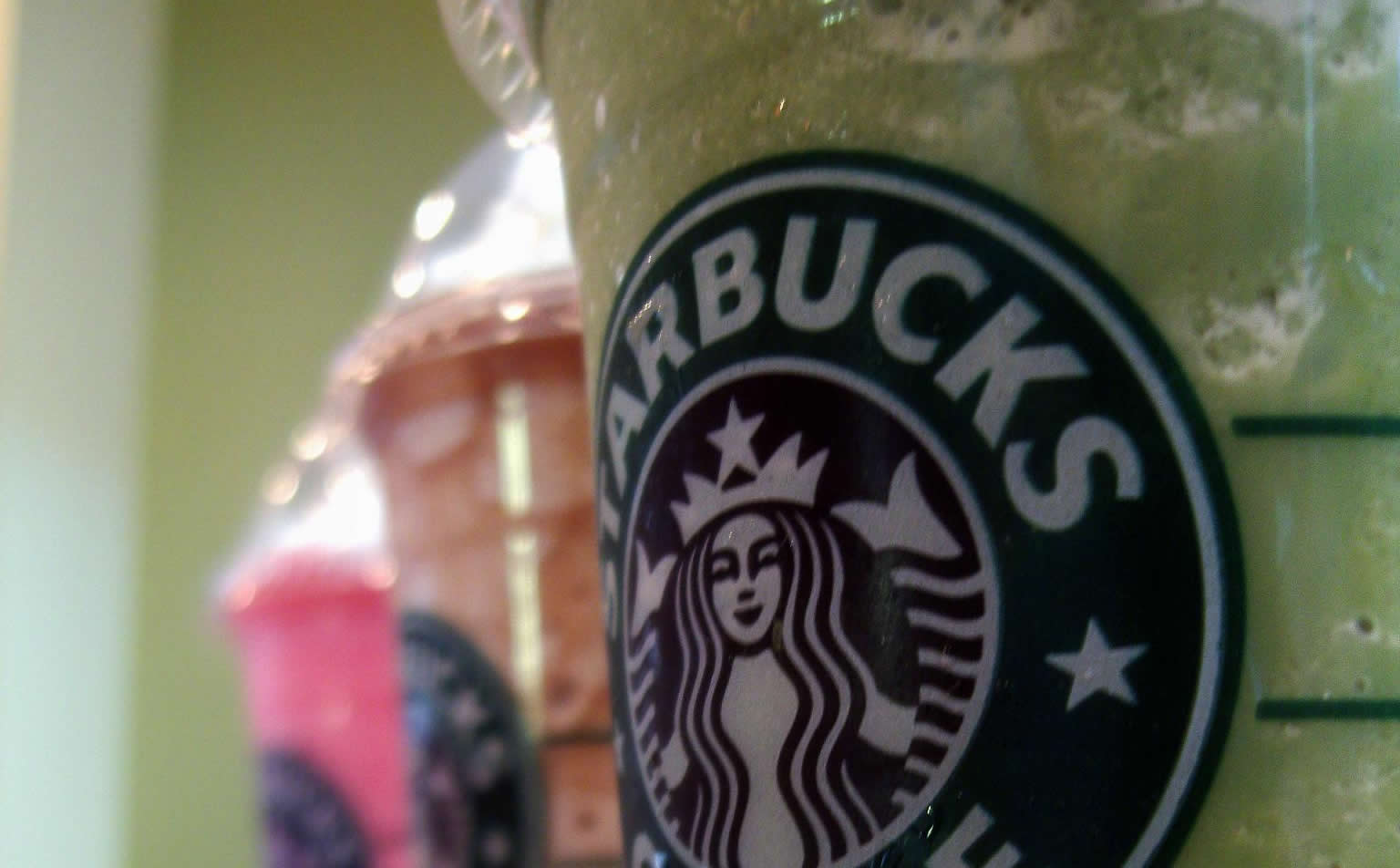 Starbucks tests 10oz Frappuccino Mini ??