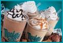 Dairy Queen and the Moolatte frozen coffee drink